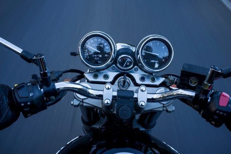 Speed of Sportbike