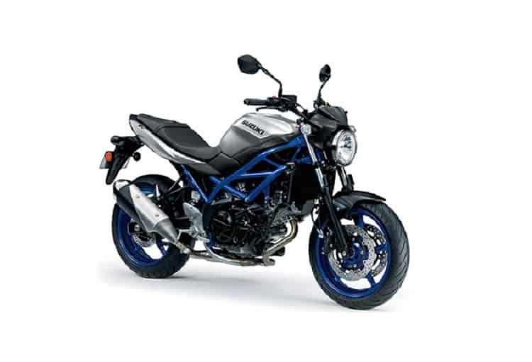 suzuki sv650 bike